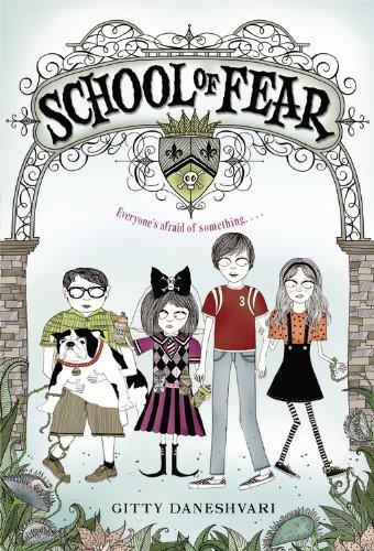 9780316033275: School of Fear