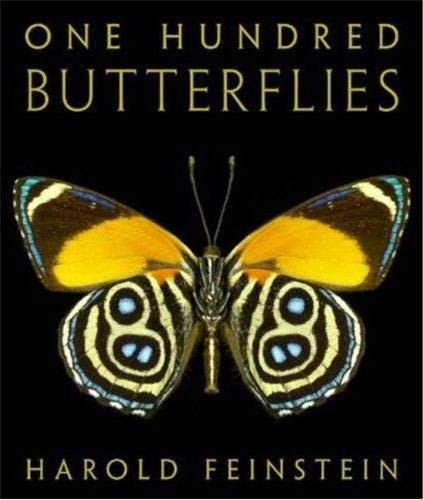 9780316033633: One Hundred Butterflies: The Butterfly Photographs of Harold Feinstein