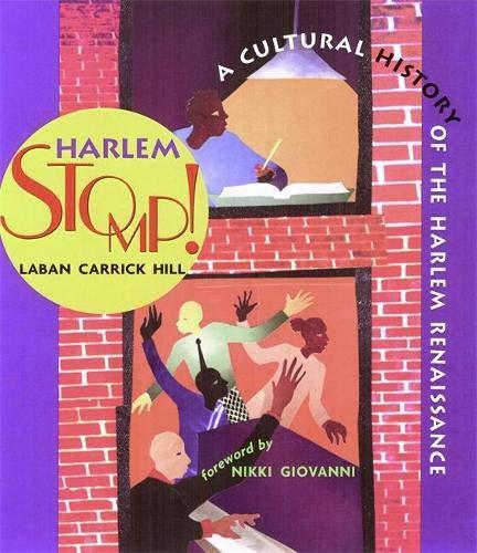 9780316034241: Harlem Stomp!: A Cultural History of the Harlem Renaissance
