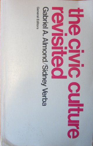 9780316034906: The Civic Culture Revisited: An Analytic Study (The Little, Brown Series in Comparative Politics)