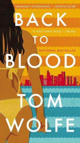 9780316036320: Back to Blood: A Novel