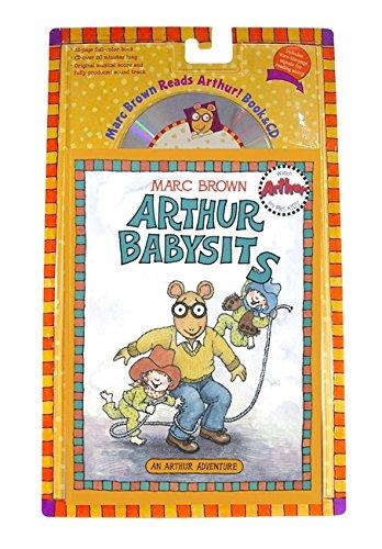 9780316036603: Arthur Babysits: Book & CD (Arthur Adventures)