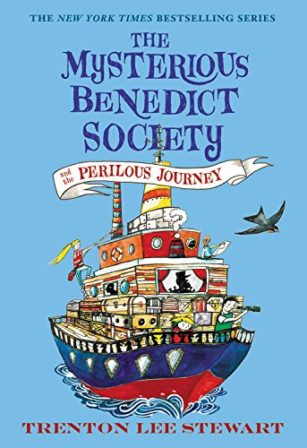 9780316036733: The Mysterious Benedict Society and the Perilous Journey