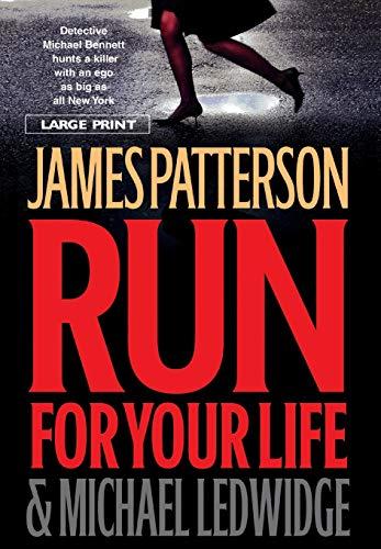 9780316037570: Run for Your Life (Michael Bennett)