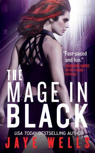 9780316037808: The Mage in Black (Sabina Kane, Book 2)