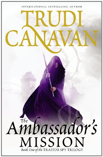 9780316037839: The Ambassador's Mission (The Traitor Spy Trilogy)