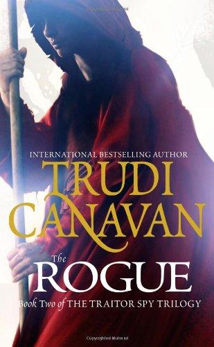 The Rogue (Traitor Spy Trilogy): Canavan, Trudi