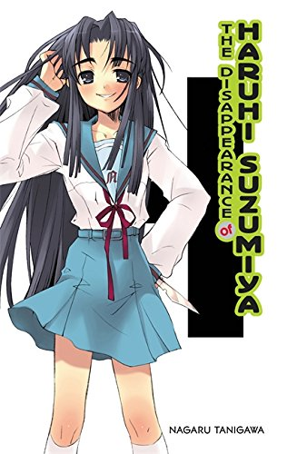 9780316038904: The Disappearance Of Haruhi Suzumiya