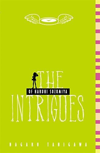 9780316038966: The Intrigues of Haruhi Suzumiya (light novel)