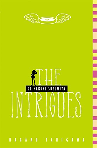 9780316038966: The Intrigues of Haruhi Suzumiya (light novel) (The Haruhi Suzumiya Series)