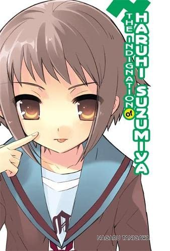 9780316039000: The Indignation of Haruhi Suzumiya