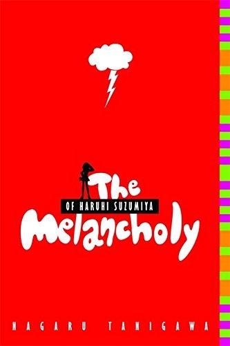 9780316039024: The Melancholy of Haruhi Suzumiya (light novel)