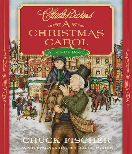 9780316039734: A Christmas Carol: A Pop-Up Book