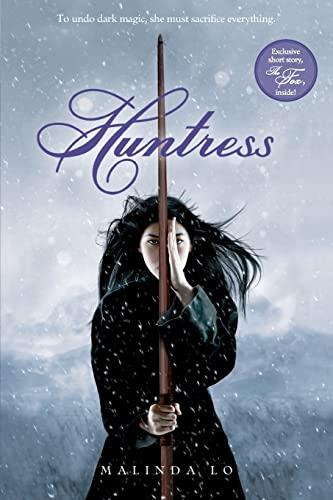 Huntress: Lo, Malinda