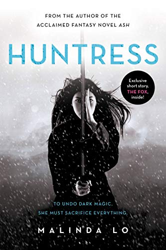 9780316039994: Huntress