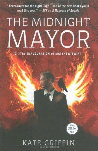 9780316041232: The Midnight Mayor: Or, the Inauguration of Matthew Swift