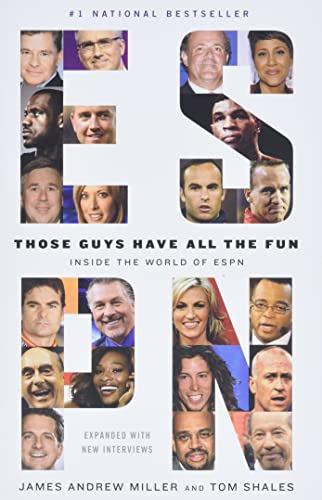 9780316043014: Those Guys Have All The Fun: Inside the World of ESPN