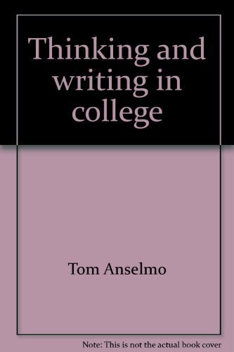 9780316043359: Thinking and writing in college