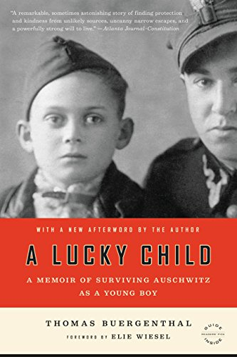 9780316043397: A Lucky Child: A Memoir of Surviving Auschwitz as a Young Boy