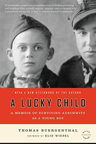 9780316043397: A Lucky Child: A Memoir of Surviving Auschwitz as a Young Boy