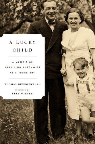 9780316043403: A Lucky Child: A Memoir of Surviving Auschwitz as a Young Boy