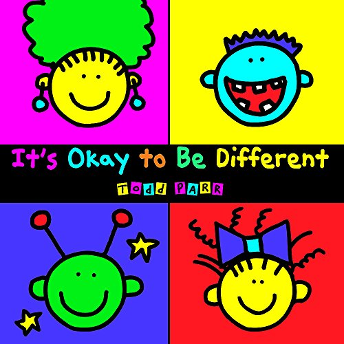 9780316043472: It's Okay To Be Different