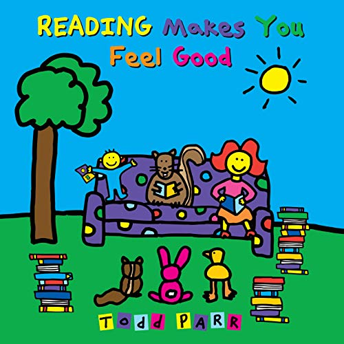 9780316043489: Reading Makes You Feel Good