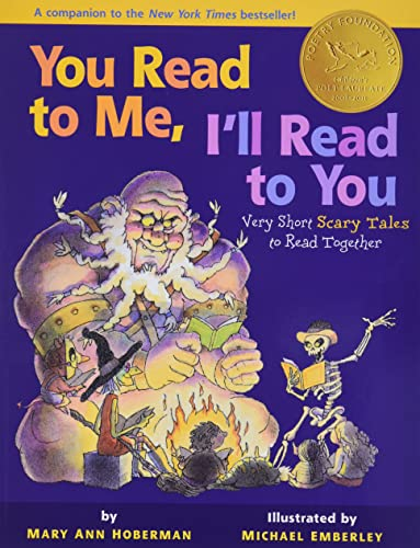 9780316043519: You Read to Me, I'll Read to You 2: Very Short Scary Tales to Read Together