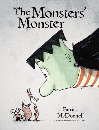9780316045476: The Monsters' Monster