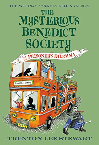 9780316045506: The Mysterious Benedict Society and the Prisoner's Dilemma