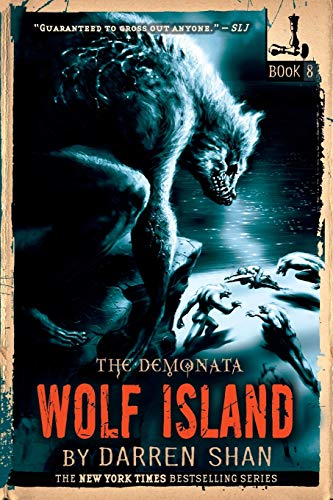 9780316048811: The Demonata #8: Wolf Island