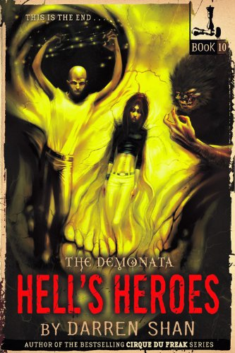 9780316048910: The Demonata #10: Hell's Heroes