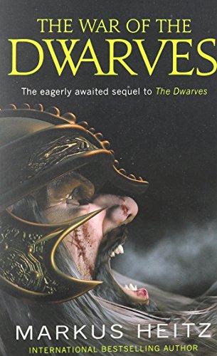 9780316049368: The War of the Dwarves