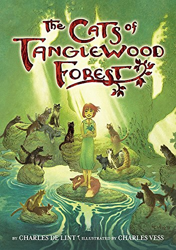9780316053594: The Cats of Tanglewood Forest