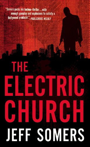 9780316053938: The Electric Church (Avery Cates)