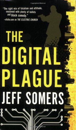9780316053945: The Digital Plague (Avery Cates)