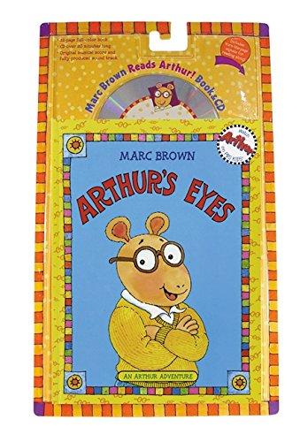 9780316054454: Arthur's Eyes: Book & CD (Arthur Adventures)