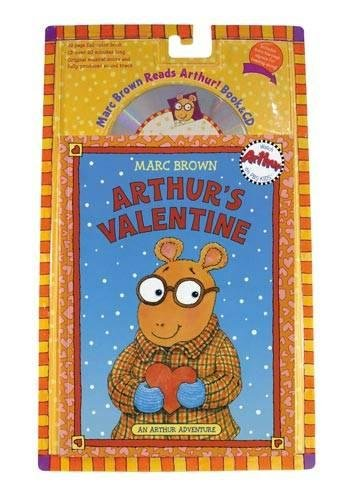 9780316054461: Arthur's Valentine: Book & CD (Arthur Adventures)