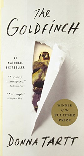 9780316055420: The Goldfinch: A Novel (Pulitzer Prize for Fiction)