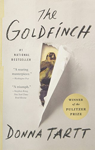 9780316055444: The Goldfinch: A Novel (Pulitzer Prize for Fiction)