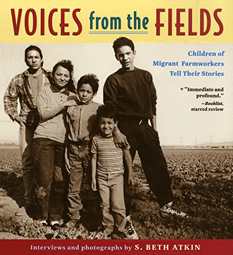9780316056205: Voices from the Fields : Children of Migrant Farmworkers Tell Their Stories