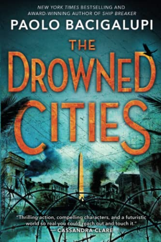 9780316056229: The Drowned Cities