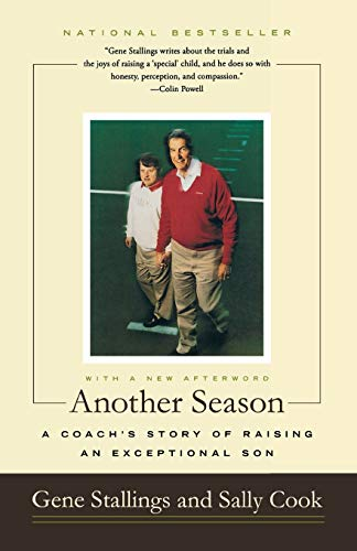 9780316056526: Another Season: A Coach's Story of Raising an Exceptional Son