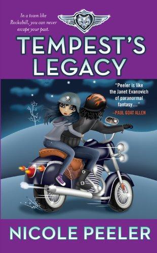 Tempest's Legacy (Jane True): Peeler, Nicole
