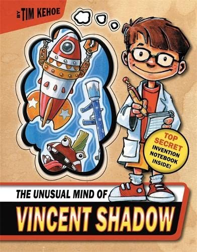 9780316056656: The Unusual Mind of Vincent Shadow
