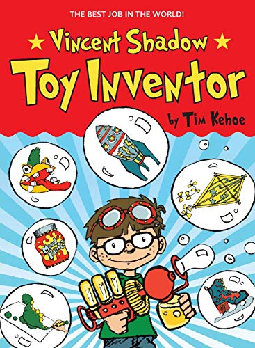 9780316056663: Vincent Shadow: Toy Inventor