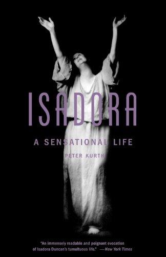 9780316057134: Isadora: A Sensational Life