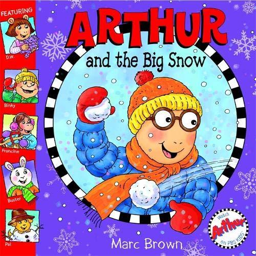 9780316057707: Arthur and the Big Snow