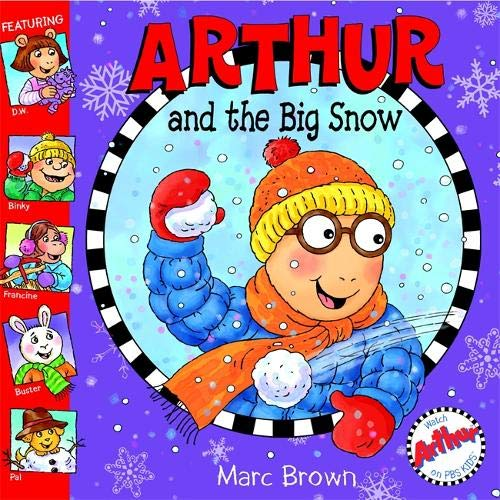 9780316057707: Arthur and the Big Snow