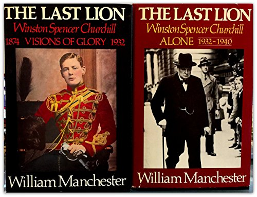 9780316058162: Last Lion: Winston Spencer Churchill (2 Volume Set)